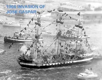 event: Juan Gomez: the Legend Behind Gasparilla The Pirate