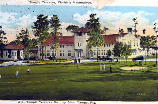 Temple Terrace Has National Register Golf Course