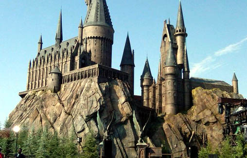 Harry Potter Is Going Two Park At Universal