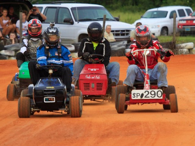 Forget Sebring - Avon Park Has The Race Drivers