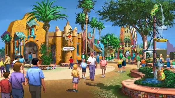 Busch Gardens Turning Timbucktu Into Pantopia