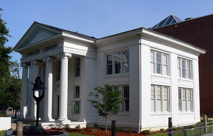 Andrew Carnegie's Florida Library Impact Is Still Being Honored
