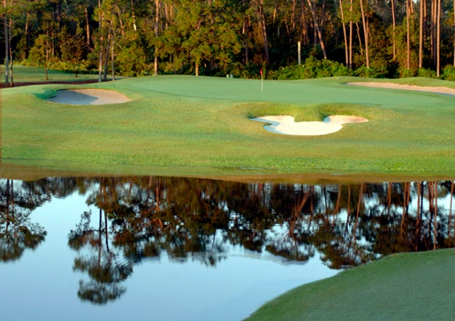 The Meanest Golf Hole In Florida
