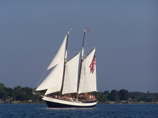 florida traveler Schooner-Freedom