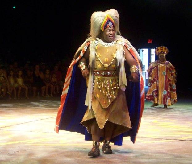 floridatraveler lion king the chief