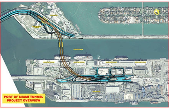 floridatraveler Port_Miami_Tunnel