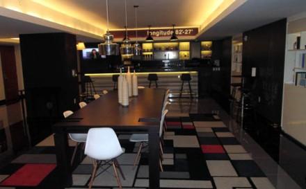 floridatraveler lobby bar of le meridien hotel