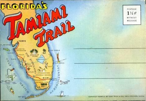 floridatraveler US41 postcard