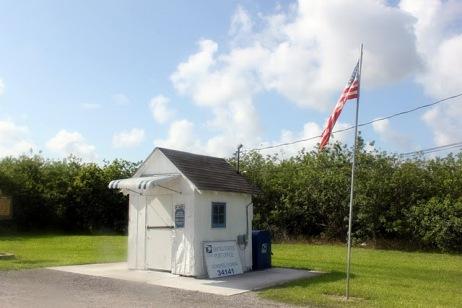FLORIDATRAVELER smallest post office