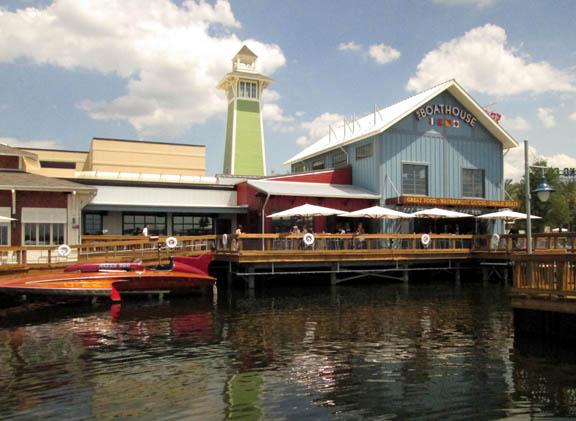 new disney food palace is great boat museum floridatraveler. Black Bedroom Furniture Sets. Home Design Ideas
