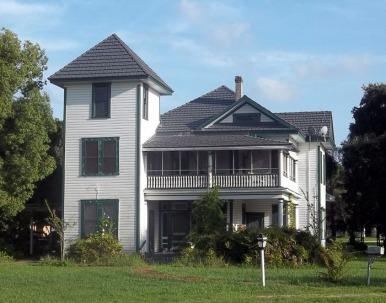 FLORIDATRAVELER A P Dickman House