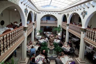 floridatraveler COLUMBIA restaurant