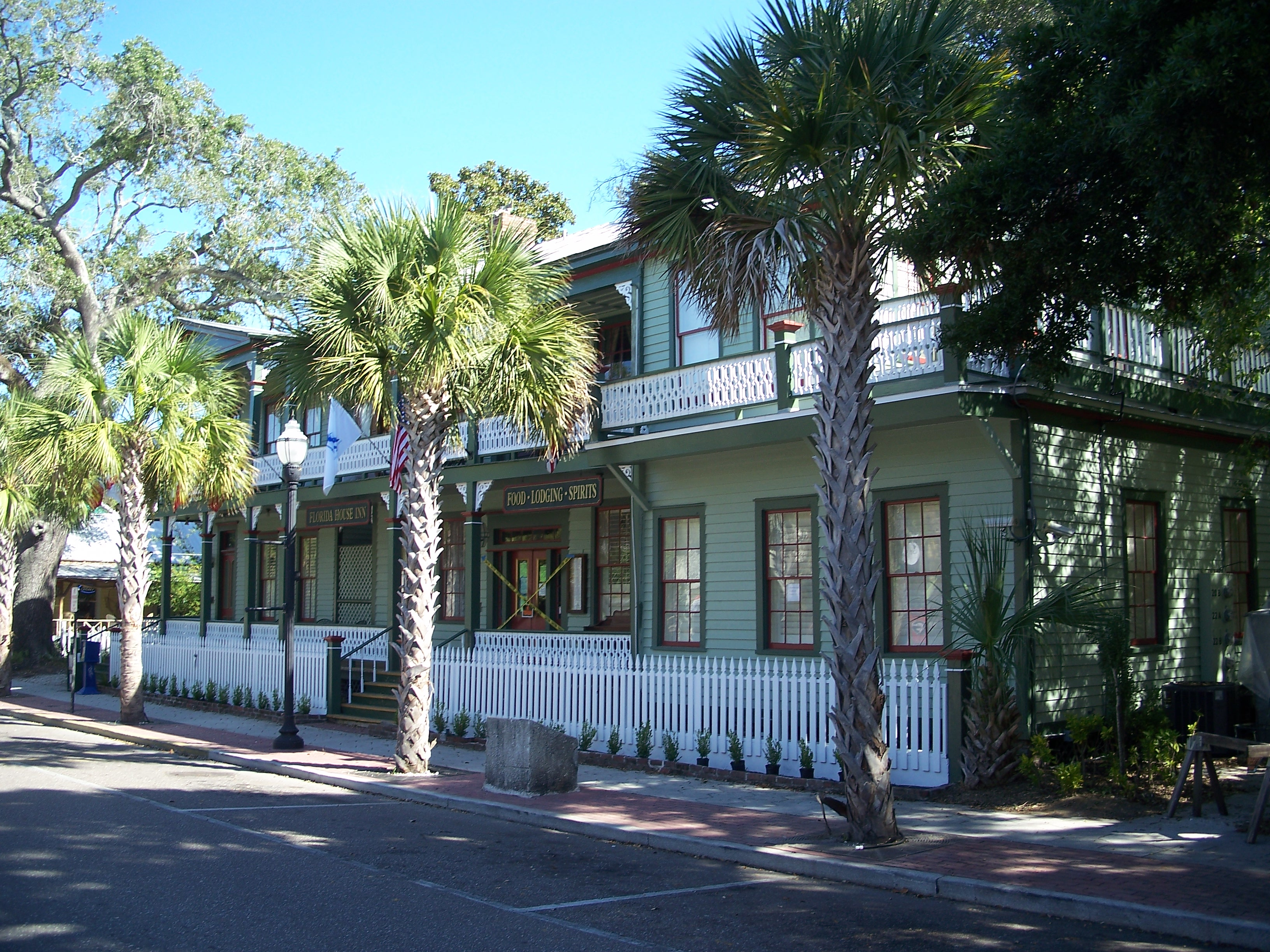 Al capone house pictures st augustine fl