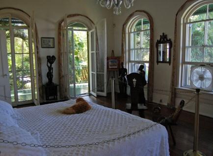 FLORIDATRAVELER hemingway house