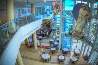 floridatraveler COLUMBIA CAFE TAMPA BAY HISTORY MUSEUM