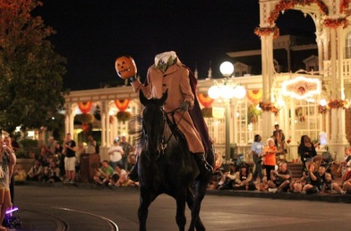 floridatravelerMickey's-Not-so-Scary-Halloween-Party-Horsemean
