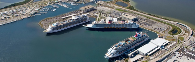 fhic port canaveral from air