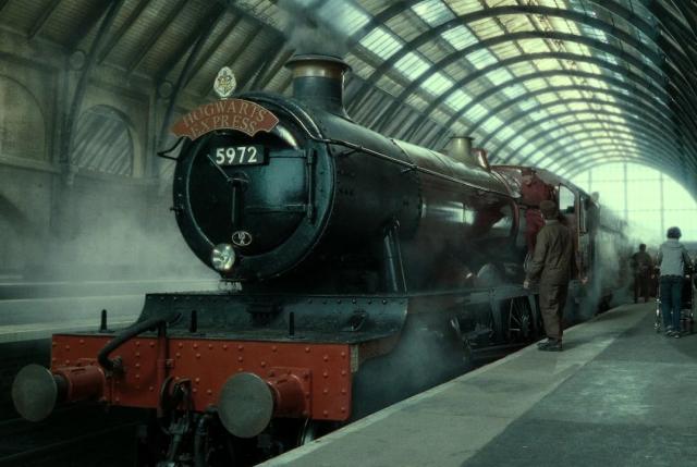 UNIVERSAL Hogswart Express