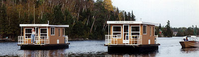 Florida Houseboat Vacations Rustic Or Urban Floridatraveler