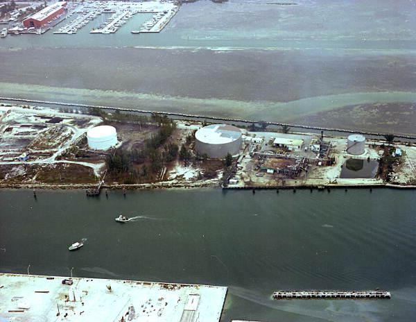 FLORIDATRAVELER stockisland desalination plant