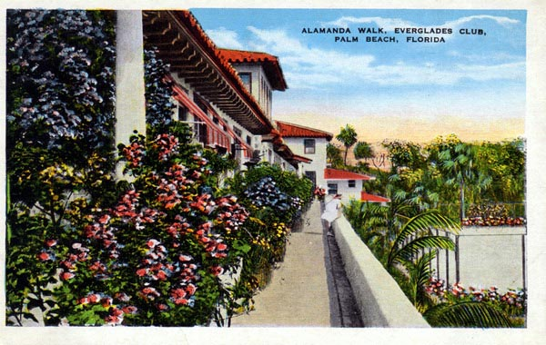 FLORIDATRAVELER PB Everglades Club