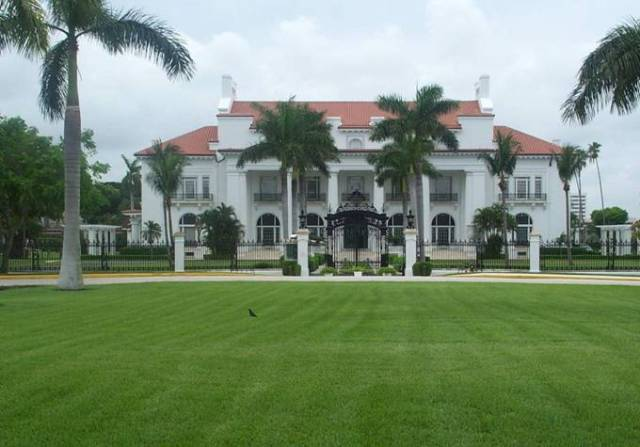 FLORIDATRAVELER whitehall mansion