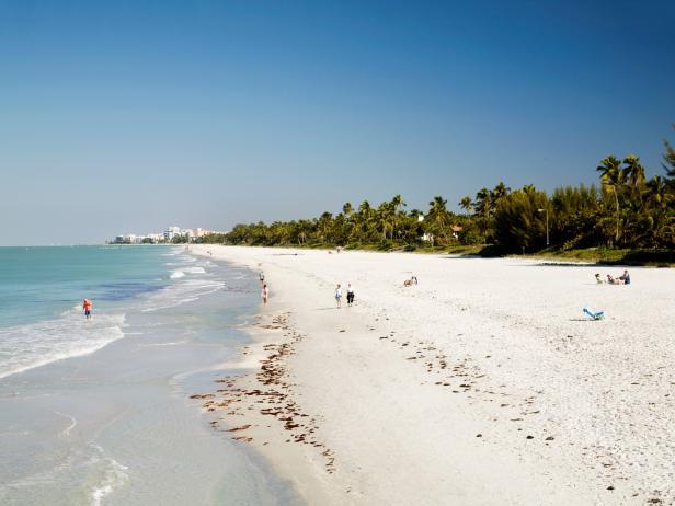 FLORIDATRAVELER gulf-coast-shoreline-naples-