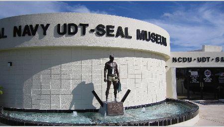 FLORIDATRAVELER naval seal museum