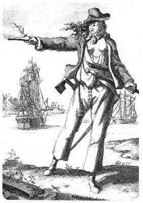 FLORIDATRAVELER pirate ANNE BONNEY
