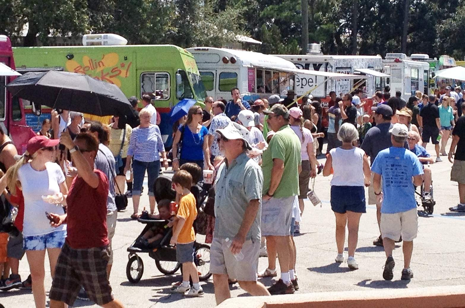 Food Truck Rally Little Miami