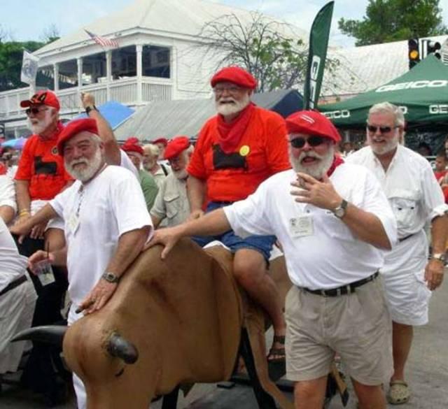 floridatraveler-hemingway-parade