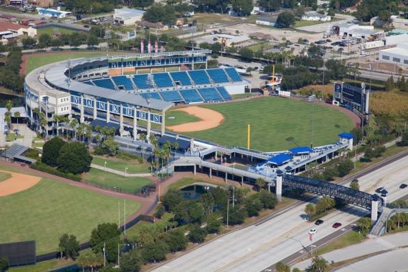 Steinbrenner Field, Tampa, Florida