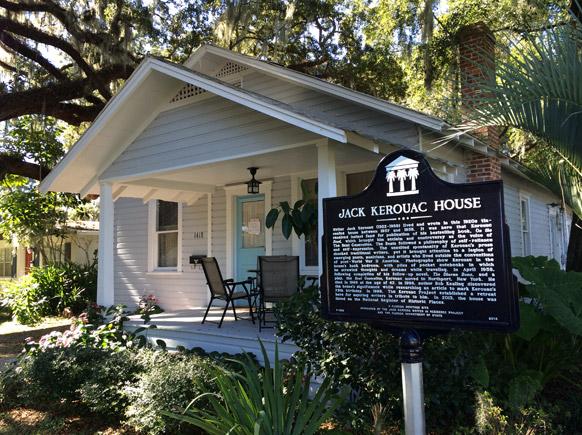 FLORIDATRAVELER _jack kerouac house