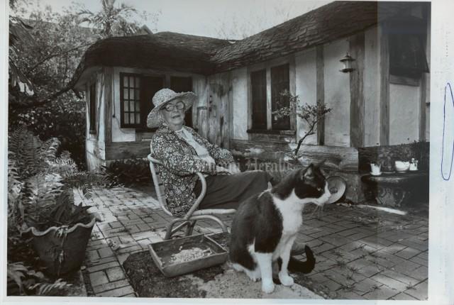 FLORIDATRAVELEr house of DOUGLAS_MARJORY_STONEMAN 1980s