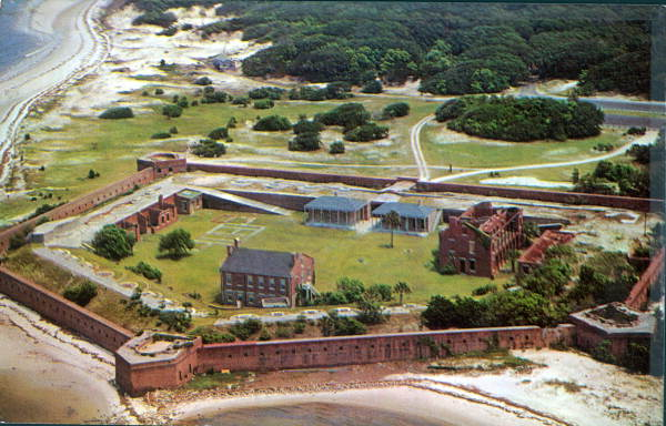 floridatraveler FORT CLINCH
