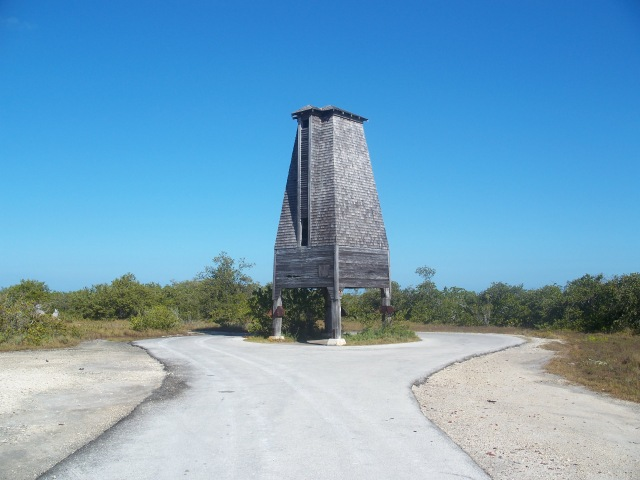 FLORIDATRAVELER Sugarloaf_Key_FL_Bat_Tower