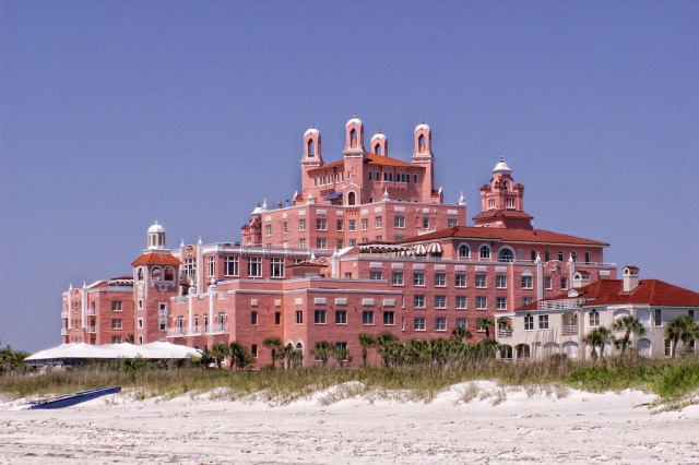 FLORIDATRAVELER the don cesar