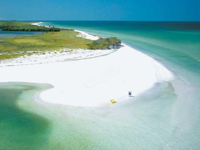 FLORIDATRAVELER anna maria island beach