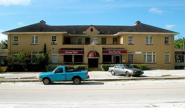 FLORIDATRAVELER cassadega hotel