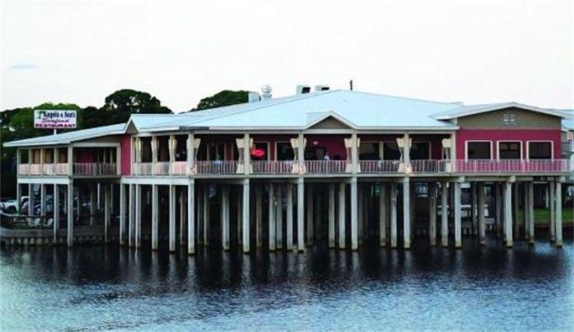 FLORIDATRAVELER PANACEA SEAFOOD PLACE