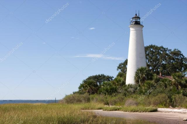 floridatraveler ST MARKS LIGHTHOUSE