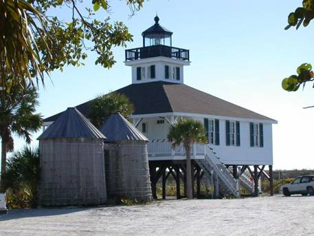 floridatraveler BOCA GRANDE LIGHTHOUSE