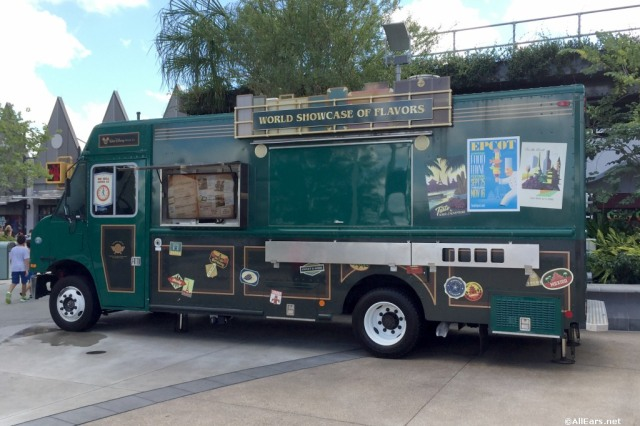 floridatraveler DISNEY SPRINGS FOOD TRUCK