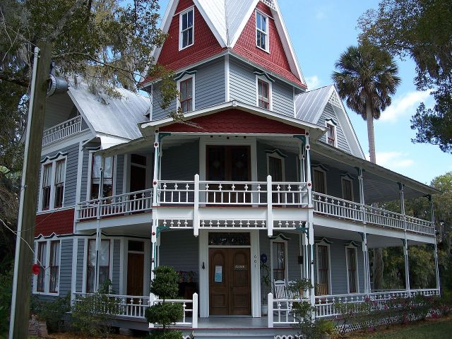 floridatraveler BOO May-Stringer_House