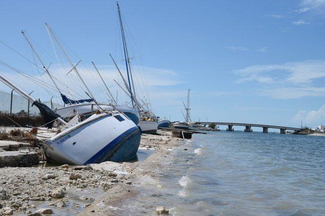 floridatraveler IRMA Key West wreck