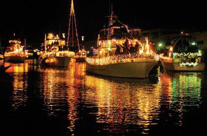 FLORIDATRAVELER boat parade intro