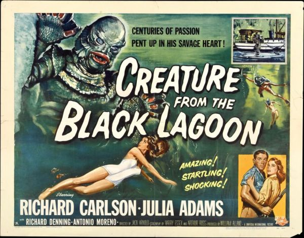 FLORIDATRAVELER creature of black lagoon