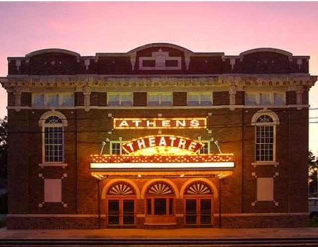 FLORIDATRAVELER deland theatre athens theatre