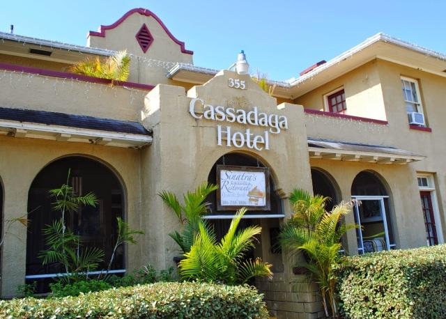 FLORIDATRAVELER Cassadaga hotel