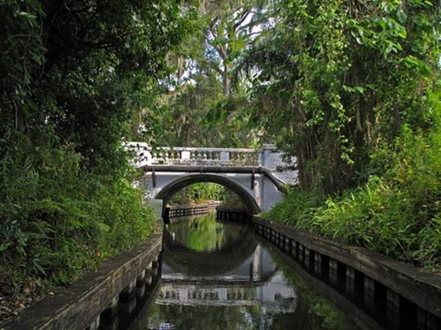 floridatraveler winter park CANAL TRIP